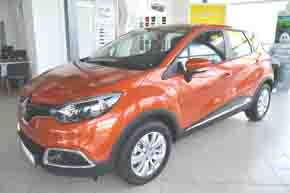 Renault Captur Lugoj 1a