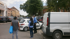 politie piata victoriei