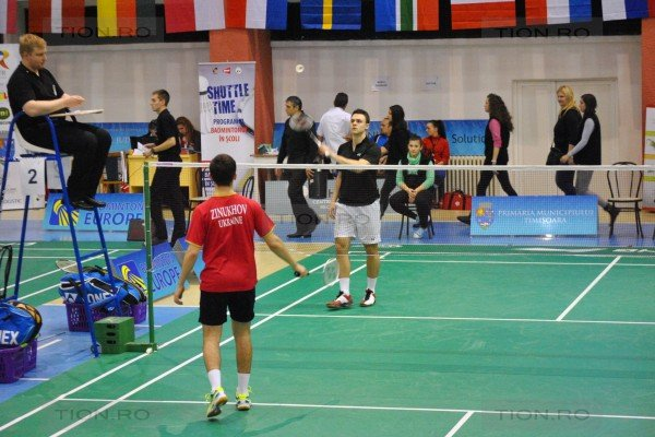badminton timisoara