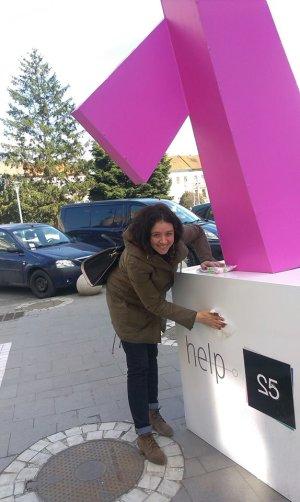 Help25 a ajuns la Arad