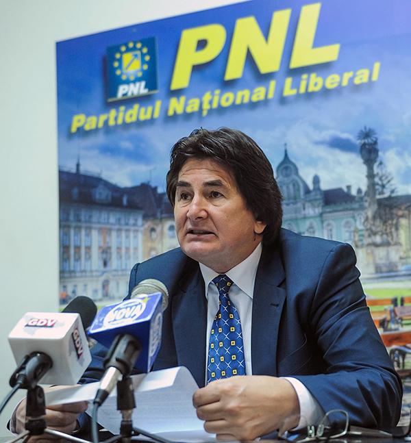 Nicolae Robu copresedinte PNL Timis 05