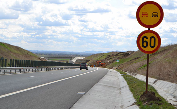 autostrada lugoj balint