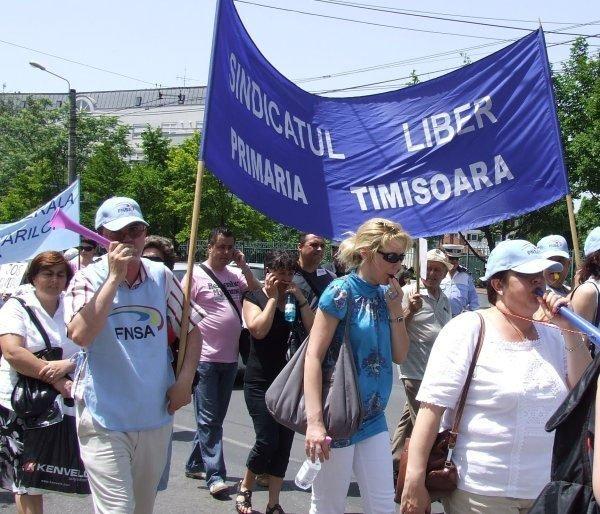 de ce vor declansa greva generala functinoarii publici primaria timisoara1