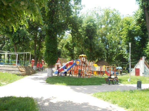 Parcul Prefecturii Lugoj