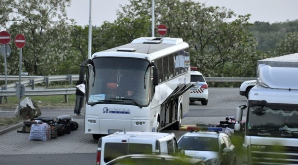 autocar bomba