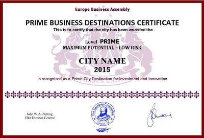 int certificate 400