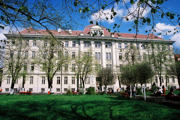 universitatea de medicina