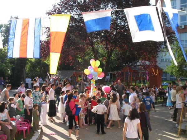 carnavalul bucuriei