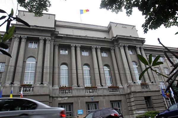 consiliul judetean timis palatul administrativ sediu 1