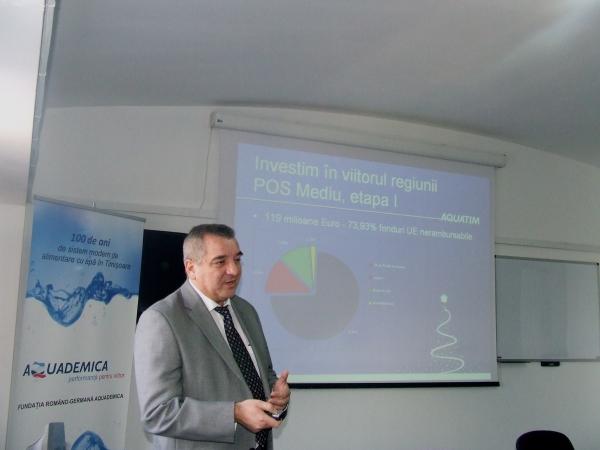 proiect Aquatim -Ilie Vlaicu