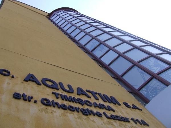 aquatim cladire