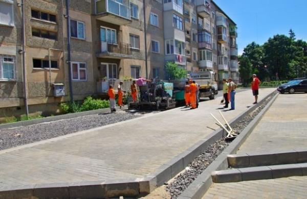 asfaltari parcari