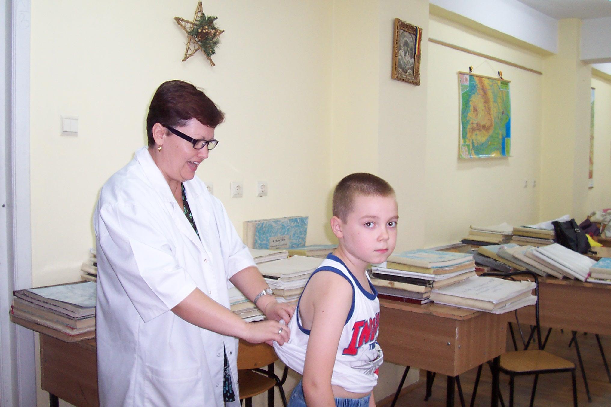 medica scolar