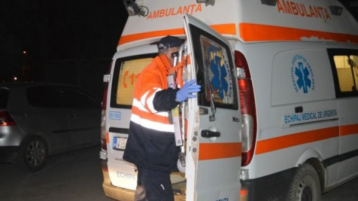 accident ambulanta a