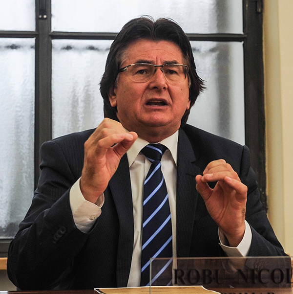 Nicolae Robu primarul Timisoarei 2