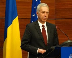 Ambasadorul SUA Hans Klemm