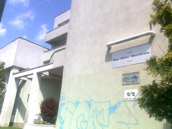 casa adam muller guttenbrunn