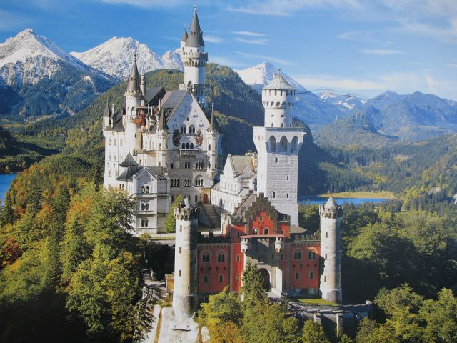 castele bavaria