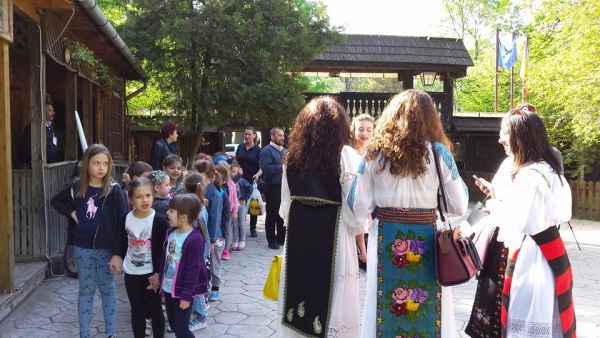 muzeul satului copii