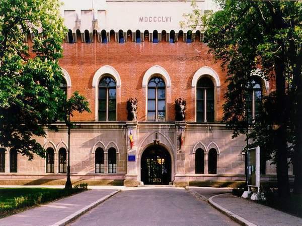 Muzeul Banatului Timisoara 01