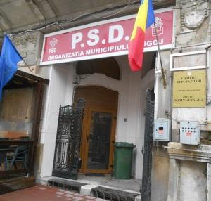 PSD Lugoj sediu