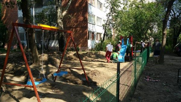 parc in constructie i