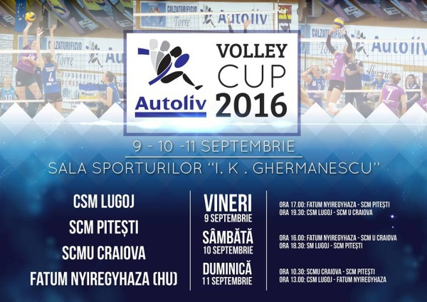 Autoliv Volley Cup