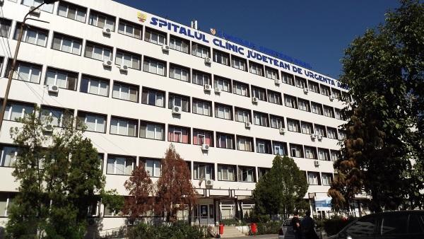 Spitalul Clinic Judetean Arad b