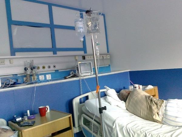 spital pacientFotografie