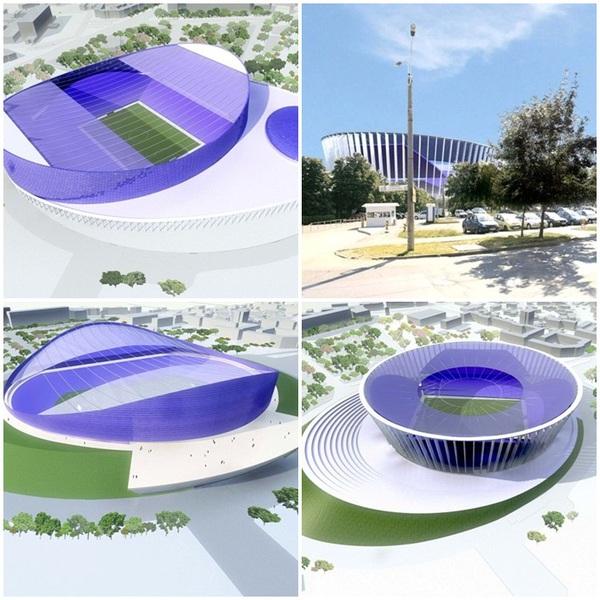 colaj stadion proiect
