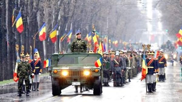 vom avea si parada militara de ziua nationala a romaniei la timisoara vezi programul complet al zilei de 1 decembrie