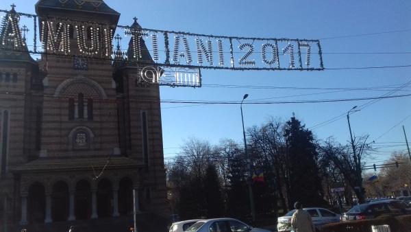 Timisoara la multi ani 2017