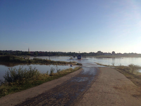 inundatiiiii gataia pe barzava