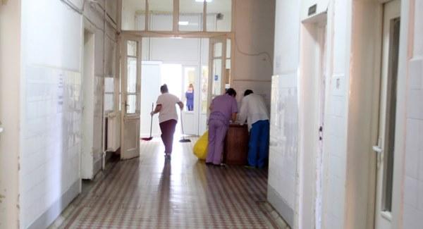 Aproximativ 30 De Copii Cu Rujeolă Internați La Spitalul Victor