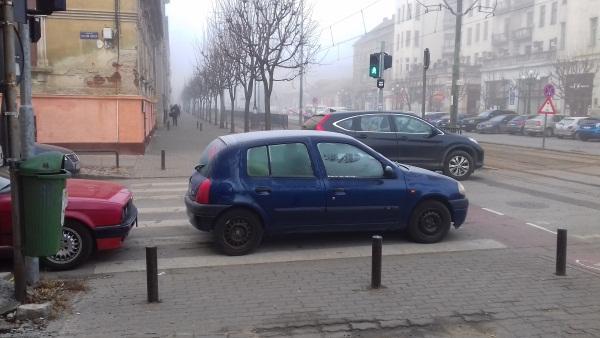 masini pe trecere