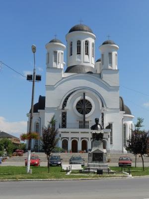 Biserica Invierea Domnului Lugoj