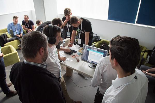DemoDay InnovationLabs2017 Timisoara