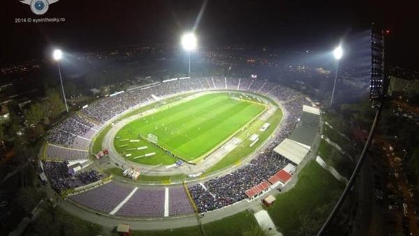 polii stadion