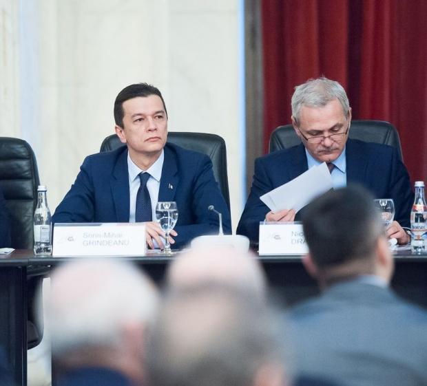 sedinta psd premierul sorin grindeanu a fost exclus din partid 456729