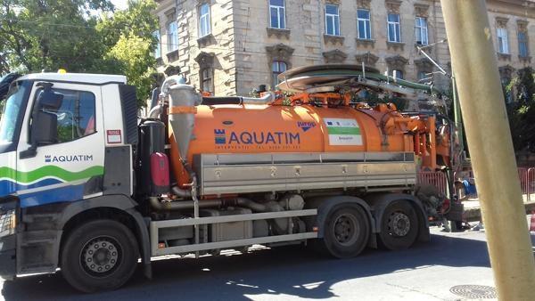 aquatim masina
