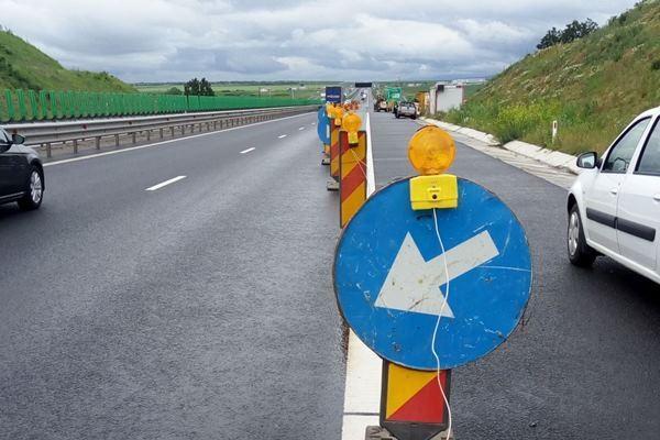restrictii deviere autostrada