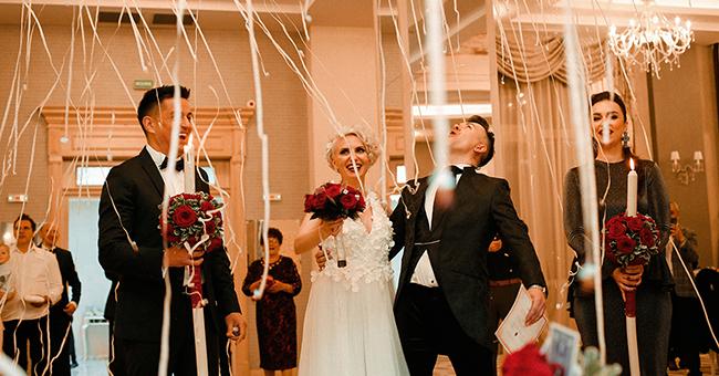 Magicianul Lorenzo Cristian A Realizat O Nuntă Surpriză Fără Ca