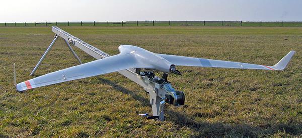 Hirrus UAV w