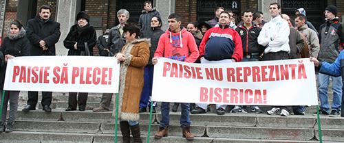 protest paisie
