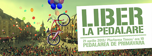 liber pedalare e