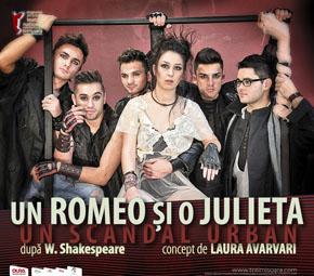premiera la TNTm Un Romeo si o Julieta banner