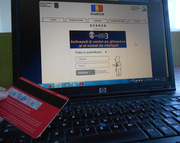 plata impozit online 3