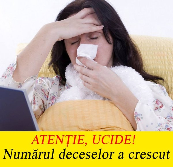 gripa ucide