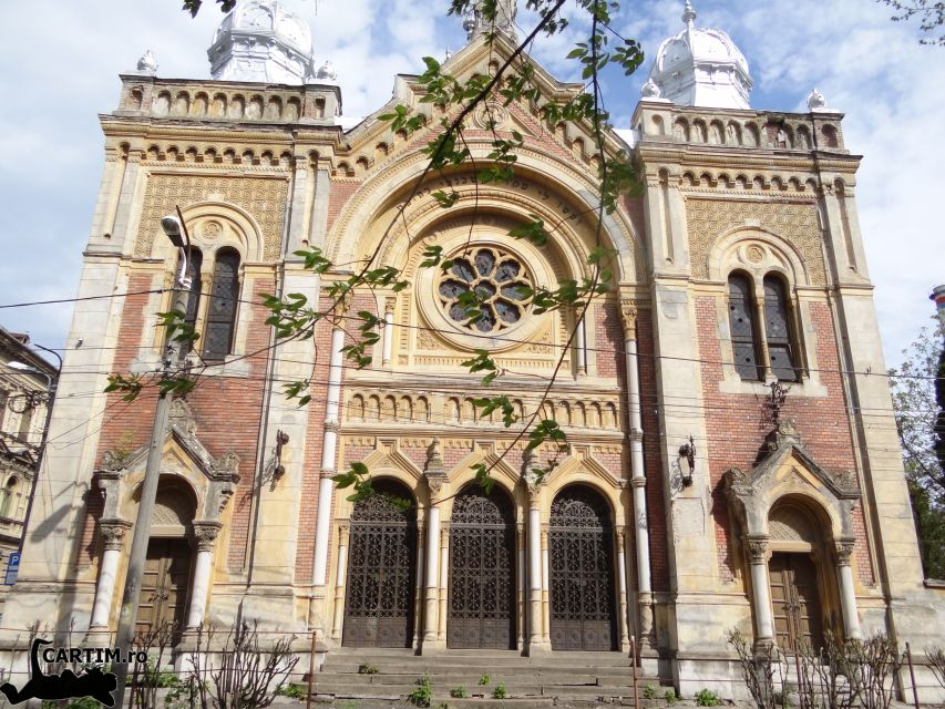 sinagoga cetate