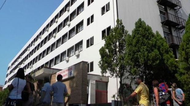 spitalului judetean arad